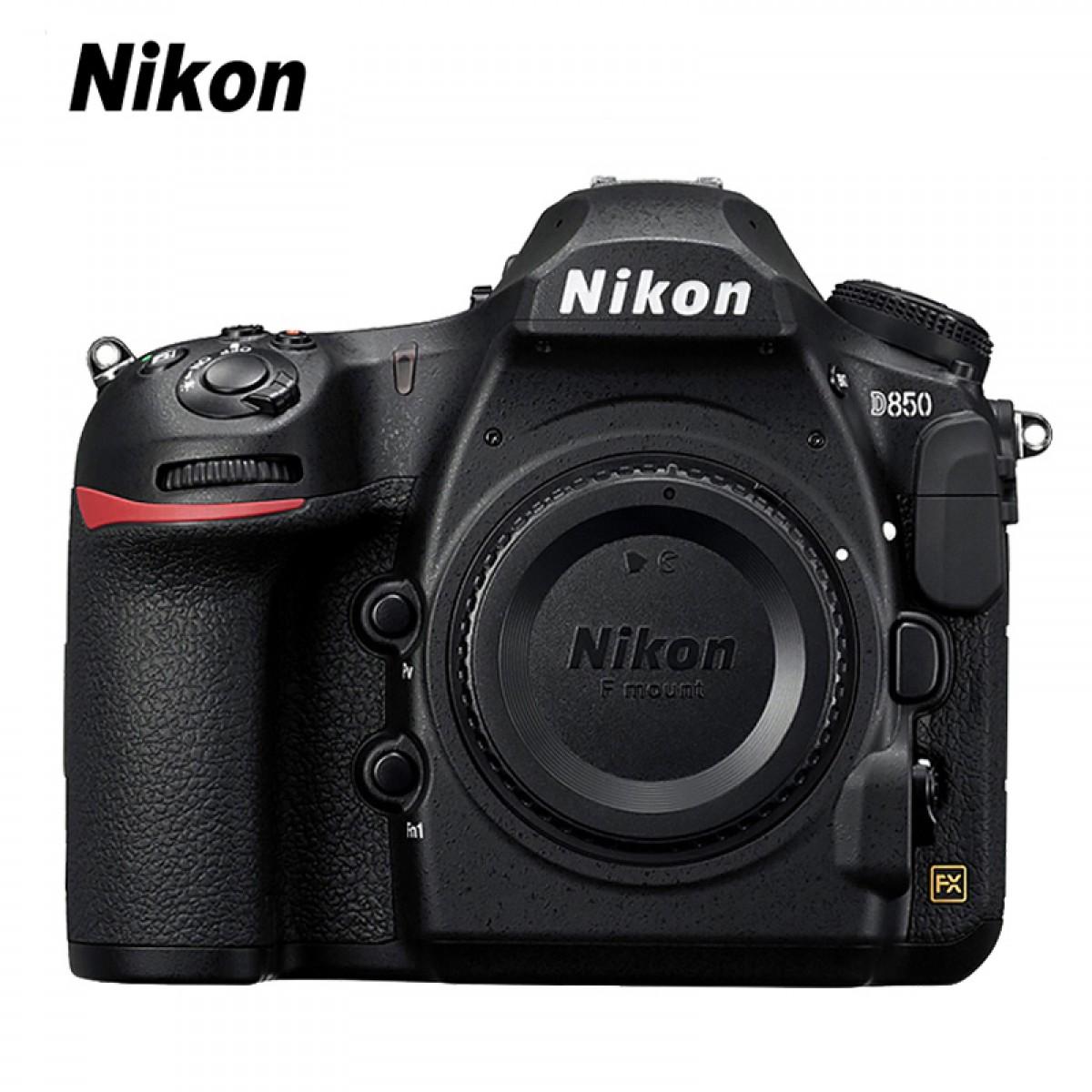 Nikon/尼康D850 单机专业全画幅高清数码单反相 选D850 24-70套机