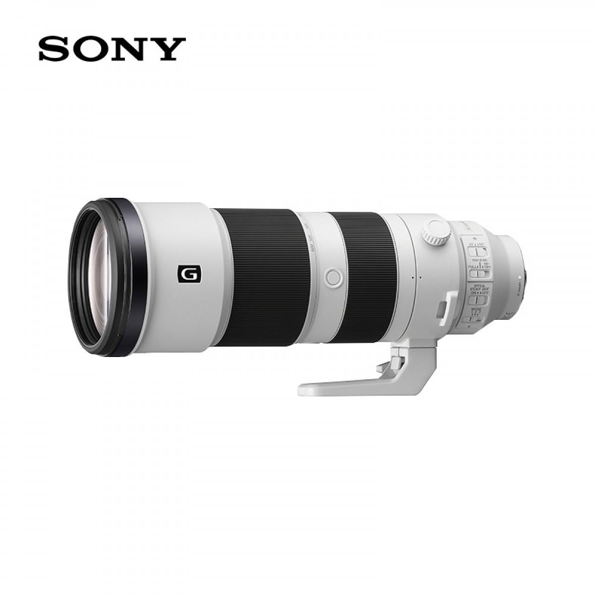 索尼FE200-600mm F5.6-6.3全画幅超远摄变焦打鸟G镜头索尼200-600