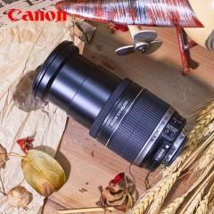 佳能18-200镜头 EF-S 18-200mm IS广角长焦防抖变焦旅游77D 80D 90D 200D二代 800D 850D