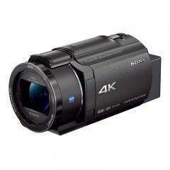 Sony/索尼 FDR-AX45数码摄像机家用旅游专业4K高清婚庆DV录像机