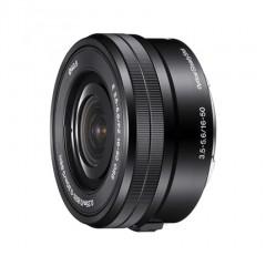 Sony/索尼 E16-50mm A6000/A6400微单变焦镜头银黑现货