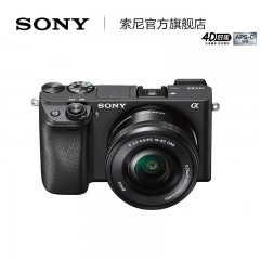 Sony/索尼ILCE-6300L  A6300L 微单 相机 4D对焦