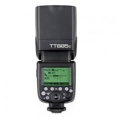 神牛TT685c 佳能 单反相机70D80D/6D/5D3高速同步ttl机顶灯闪光灯