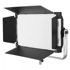 金贝EFP400BI影视灯LED摄影摄像视频微电影补光灯直播演播柔光灯
