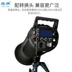 雁牌无线引闪器摄影棚闪光灯单反相机触发器佳能索尼通用引闪器