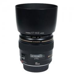 佳能 85 f1.8单反镜头 EF 85mm f/1.8 USM 人像定焦镜头 85 1.8