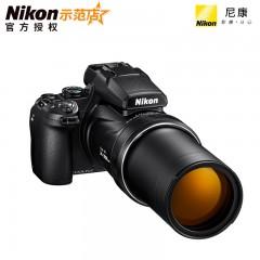 Nikon尼康COOLPIX P1000长焦数码相机125倍光学变焦高清旅游拍月