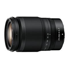 尼康Z 24-200mm f/4-6.3 VR 全画幅微单镜头 Z6 Z7 广角长焦镜头