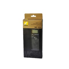 Nikon/尼康 MC-36A 遥控线 官方正品