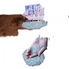 雁牌亚克力钻装饰画晶瓷画用亚克力彩钻 晶瓷画装饰材料水晶钻
