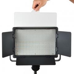 神牛摄影灯led500LR 微电影led补光灯 摄像机补光灯led影视灯套装