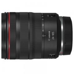 佳能RF24-105mmF4L IS USM全画幅微单标准变焦镜头R6 R5 RP