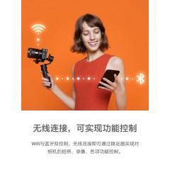 智云m2手持云台稳定器运动相机微单拍摄录像视频防抖crane云鹤m2