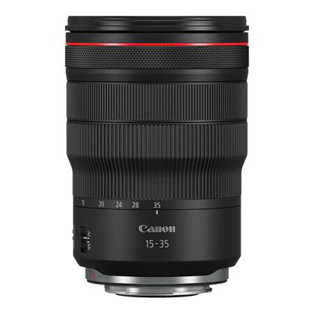 佳能RF15-35mmF2.8 L IS USM全画幅微单广角镜头大三元R5 R6 RP