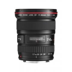 Canon/佳能 EF 17-40mm f/4L USM 广角人像变焦单反红圈镜头