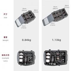【新品上市】阿尔飞斯摄影包65l大容量双肩防水单反包户外相机包