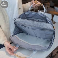 笔记本电脑收纳包15.6寸手提电脑包单肩苹果戴尔小米联想电脑挎包