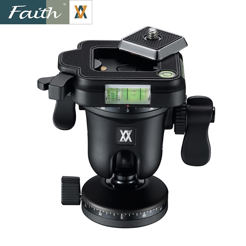 Faith辉驰采拍FH-C3410专利转盘单反相机全景接片摄影球形云台