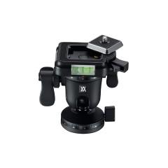 Faith辉驰FH-C3310双转盘全景球体专业相机单反摄像采拍云台