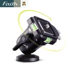 Faith辉驰 FH-C0110 采拍系列 专利顶置转盘云台 全景球体云台