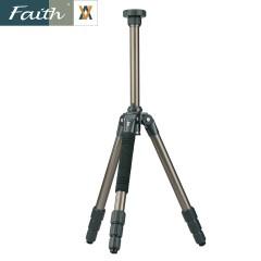 Faith辉驰金钢系列FT-F4401 极地专用 耐寒重型铝镁合金三脚架