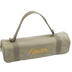 Faith辉驰 摄像机微单数码单反专业三脚架多用途帆布脚架袋收纳袋