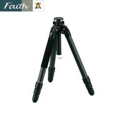 faith辉驰 专业单反相机碳素三脚架 5节碳纤维三脚架 FT-B5303