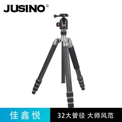 佳鑫悦TK-324C+BH-68摄影单反相机碳纤维三脚架便携可变独脚架