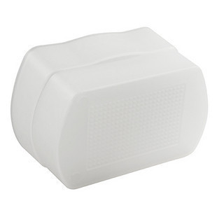 银燕28A闪光灯柔光罩 肥皂盒 方盒型 佳能430EX 永诺460II