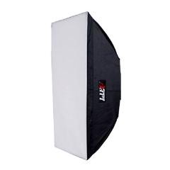 力飞 柔光箱 80x120 金贝银燕影室闪光灯保荣卡口通用型柔光箱
