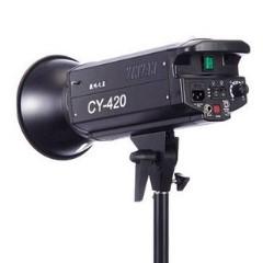 银燕300W双灯套装专业闪光灯服装大功率摄影棚影室灯摄影灯套装