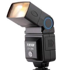 银燕 CY-28A 闪光灯佳能 尼康 等各款 单反相机 通用 低压