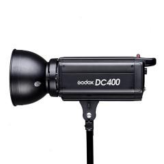 神牛Dp400W 摄影灯专业影室灯闪光灯摄影棚补光拍摄灯柔光灯 单灯