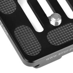 思锐 TY50X 三脚架相机 云台 快装板  带手腕带接口 阿卡通用型
