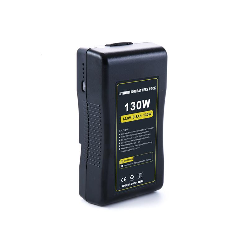 利帅 影宸FD-BP130 摄像机供电系统电池/索尼V型卡口