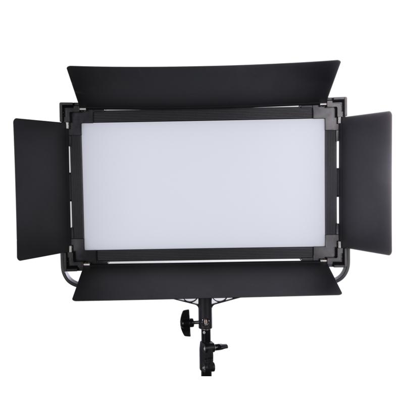 利帅1380ASVL 大功率led摄影灯 摄像灯外拍灯影视灯电影灯演播灯