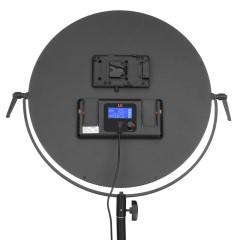 利帅 C-700RV 摄像灯LED摄影灯单反摄像机补光灯 人像常亮影视灯