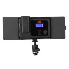 利帅 C-218A 摄像灯LED摄影灯单反摄像机补光灯 人像常亮影视灯