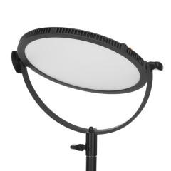 利帅 C-300R LED摄像灯 人像摄影灯单反补光灯 影视补光灯