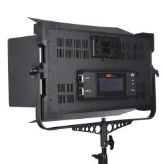 利帅1380ASVL 大功率led摄影灯 摄像灯外拍灯影视灯演播灯套装灯