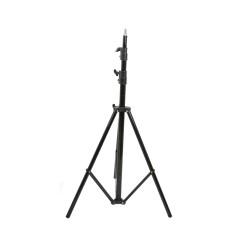 利帅 影室闪光灯灯架 外拍灯灯架三脚架 三角架摄影器材 2.8米高