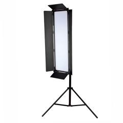 利帅 2400ASV 柔光摄影灯补光LED摄像灯大功率人像视频外拍影视灯