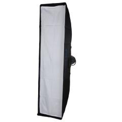 金鹰 长条形状 柔光箱35*140cm 保荣接口柔光箱 摄影灯专用附件