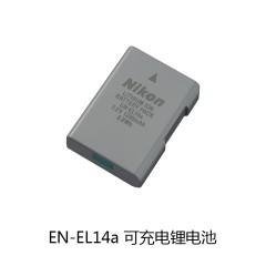 Nikon/尼康 EN-EL14a 锂离子电池组 D5500D5300D3400D3300适配