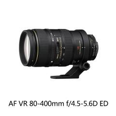 Nikon/尼康 AF 尼克尔 80-400mm f/4.5-5.6D ED AF 防抖镜头